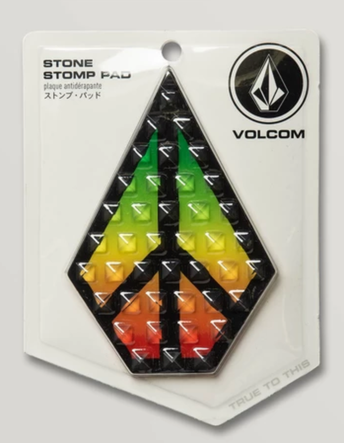 2020 Volcom Stomp Pad in Rasta