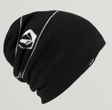 2020 Volcom Deadly Stones Beanie Black