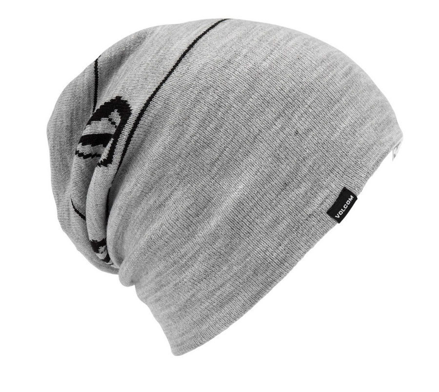 2020 Volcom Deadly Stones Beanie Grey