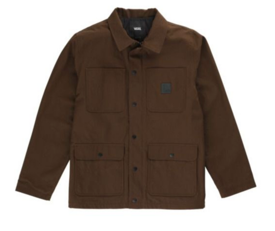 Vans Mens Drill Chore Coat by AVE