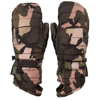 2020 Volcom Peep GORE-TEX Mitt Faded Army