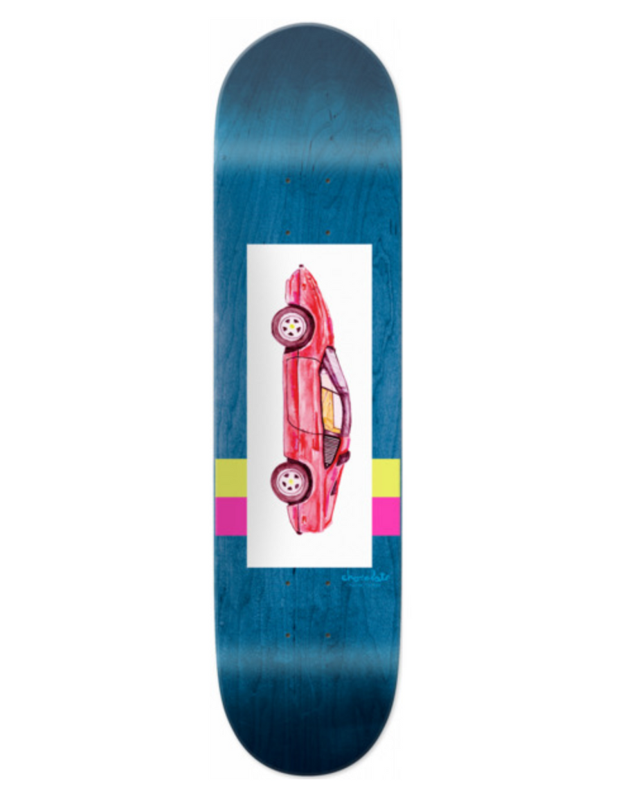 Girl Tershy Truth Seeker Deck 8.5