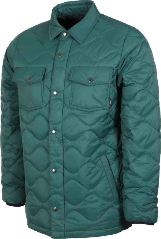 Vans Jonesport III M MTE Insulated Jacket in Trekking Green