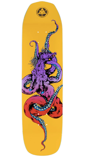 Welcome Seahorse 2 on Vimana Skate Deck in 8.25