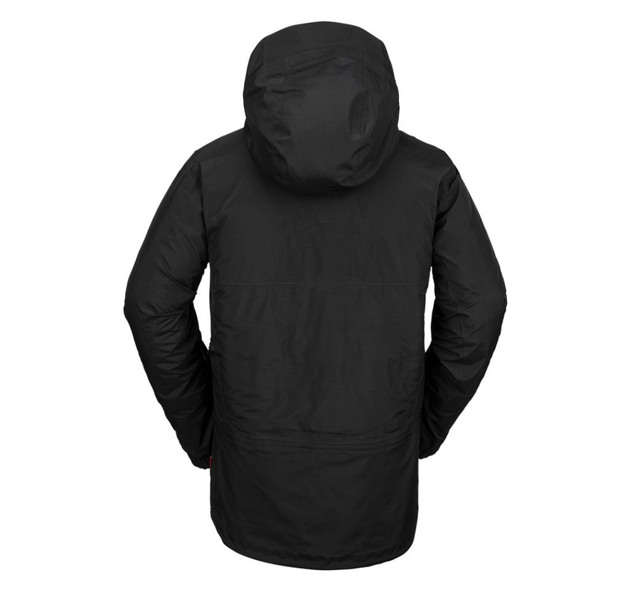 2020 Volcom TDS INF Gore-Tex Snow Jacket in Black