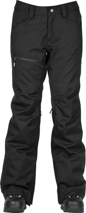 2021 L1 Siren Womens Snow Pant in Black