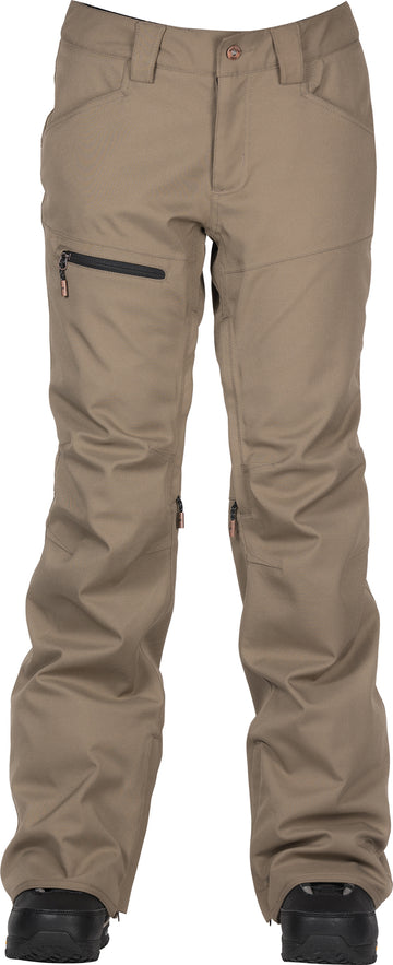 2021 L1 Siren Womens Snow Pant in Moon