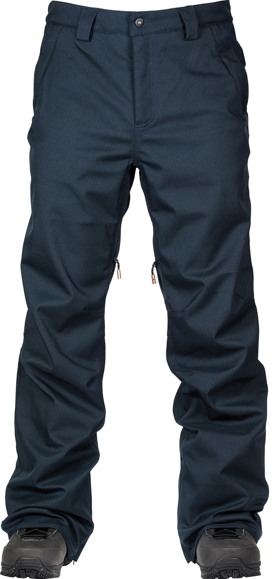 2021 L1 Slim Chino Snow Pant in Ink