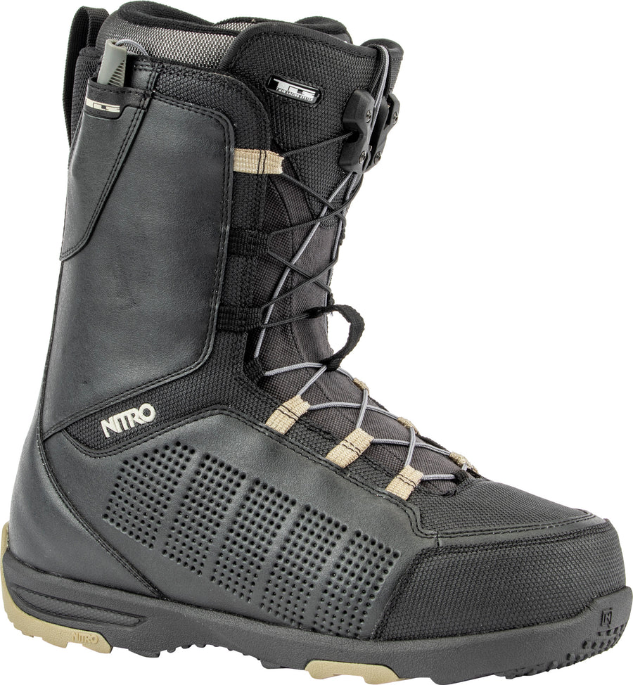 2020 Nitro Thunder TLS Snowboard Boot in Black