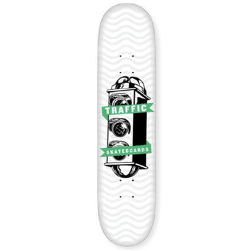 Traffic Skateboards Light Crest Skate Deck