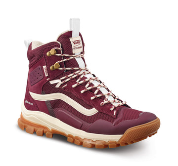 2022 Vans Ultrarange Exo Hi Gore-Tex Mte-3 Boot in Pomegranate and Marshmallow