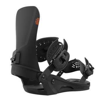 2021 Union Atlas Mens Snowboard Binding in Black