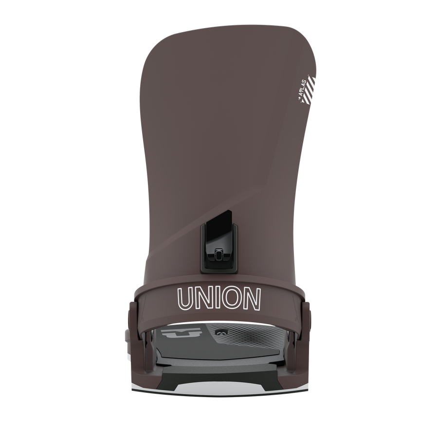 2021 Union Atlas Mens Snowboard Binding in Expresso