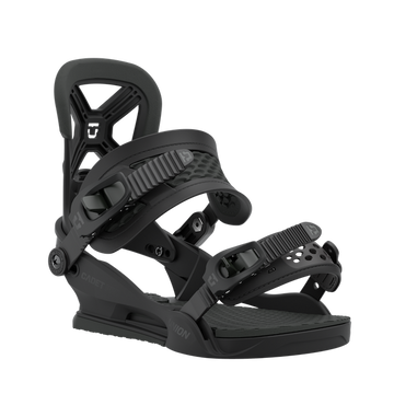 2021 Union Cadet Pro Kids Snowboard Binding in Black