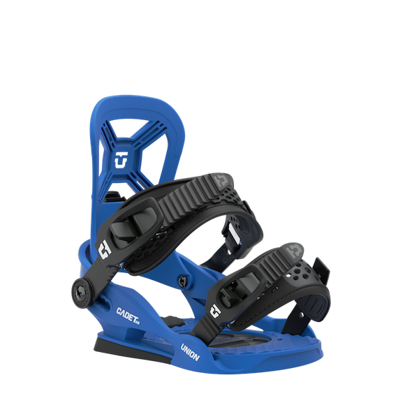2021 Union Cadet XS Kids Snowboard Binding in Royal Blue