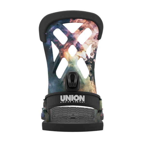 2021 Union Contact Pro Mens Snowboard Binding in Space Dust