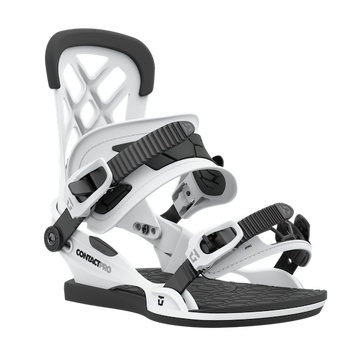 2021 Union Contact Pro Mens Snowboard Binding in White