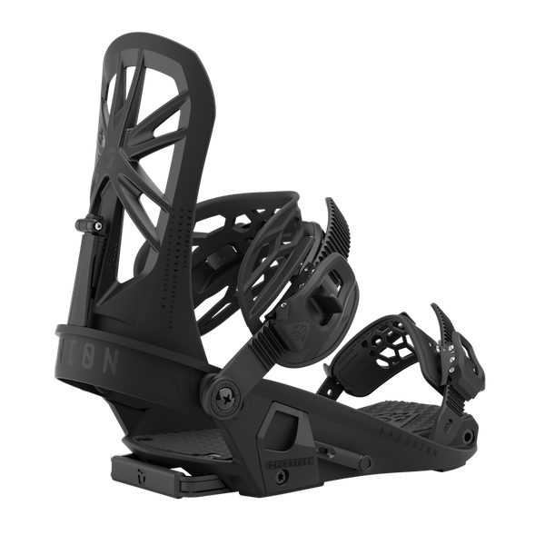 2021 Union Expedition Mens Split Snowboard Binding in Black