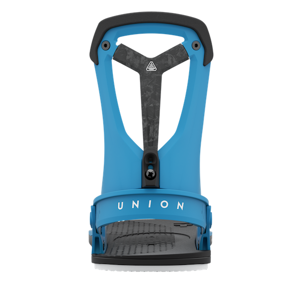 2021 Union Falcor Mens Snowboard Binding in Ultra Blue