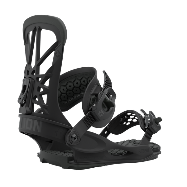 2021 Union Flite Pro Mens Snowboard Binding in Black