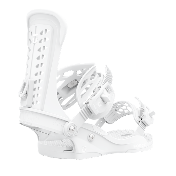 2021 Union Force Mens Snowboard Binding in White