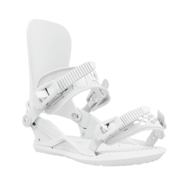 2021 Union Legacy Womens Snowboard Binding in White