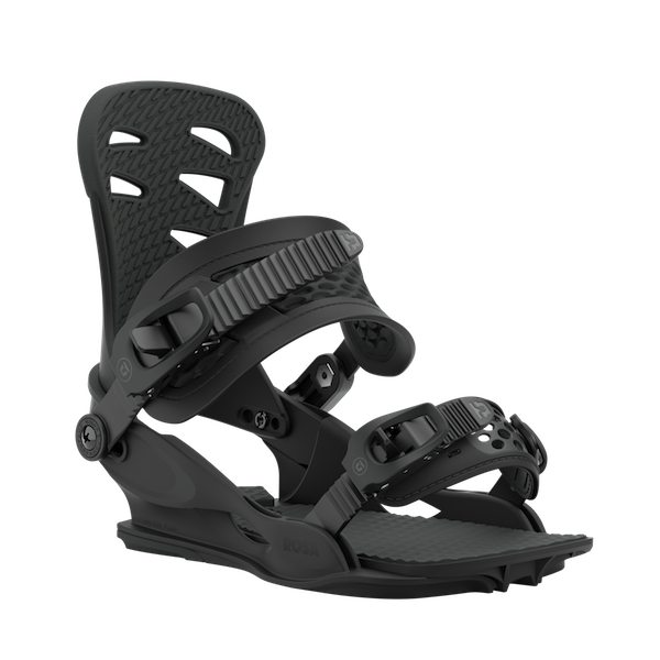 2021 Union Rosa Womens Snowboard Binding in Black
