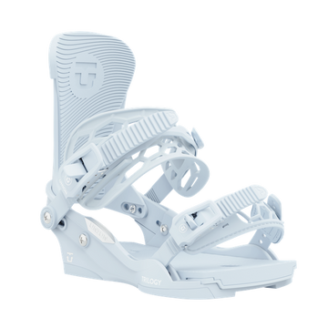 2021 Union Trilogy Womens Snowboard Binding in Powder Blue