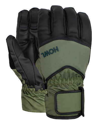 2021 Howl Union Glove in Green