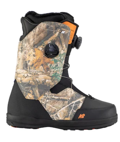 2021 K2 Maysis Snowboard Boot in Real Tree