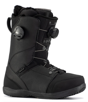 2021 Ride Hera Womens Snowboard Boot in Black