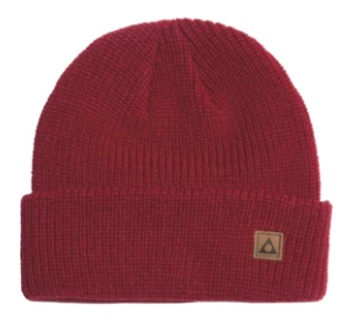 2021 Ashbury Beanie in Burgandy