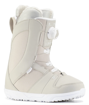 2021 Ride Sage Womens Snowboard Boot in Sand