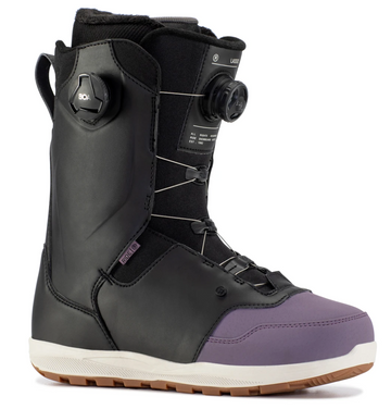 2021 Ride Lasso Snowboard Boot in Purps