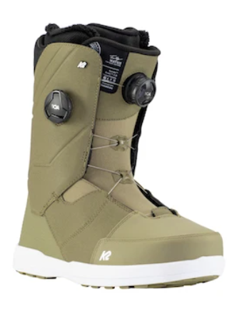 2021 K2 Maysis Snowboard Boot in Olive