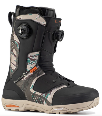 2021 Ride Insano Snowboard Boot in Tiger Camo