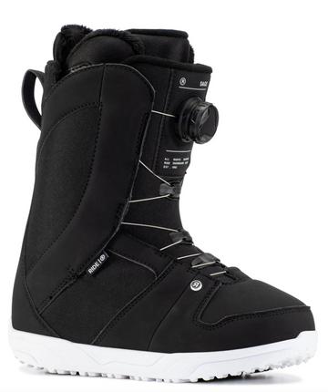 2021 Ride Sage Womens Snowboard Boot in Black