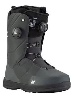 2021 K2 Maysis Snowboard Boot in Grey