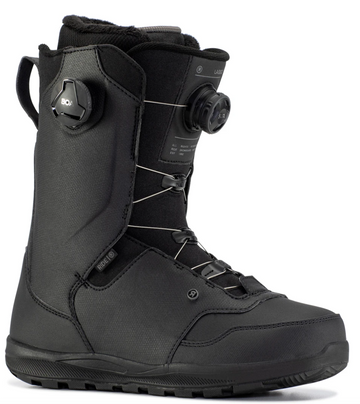 2021 Ride Lasso Snowboard Boot in Black