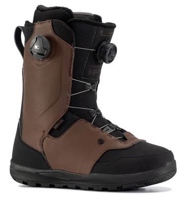 2021 Ride Lasso Snowboard Boot in Brown