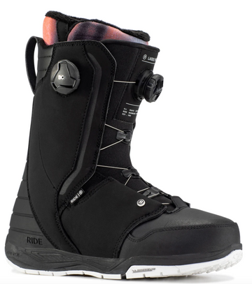 2021 Ride Lasso Pro Snowboard Boot in Black