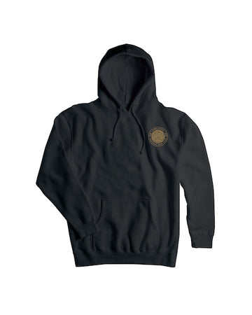 2021 Airblaster Volcanic Surf Club Pullover Hoody in Black