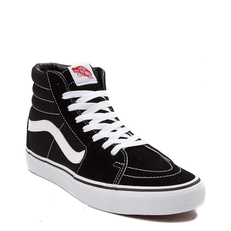 Vans Sk8-Hi Pro Shoe in Black and White