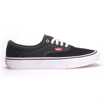 Vans Era Pro in Black White and Gum