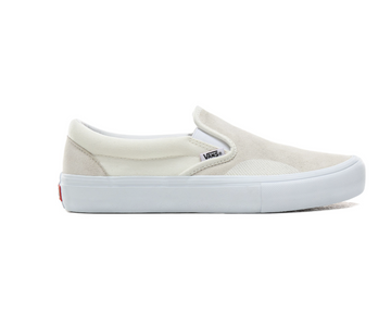 Vans Slip On Pro in Rubber Print and Marshmallow