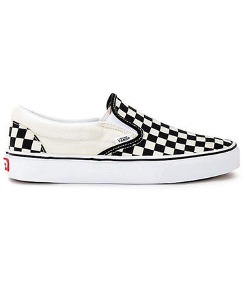 Vans Slip On Pro Skate Shoe in Checkerboard