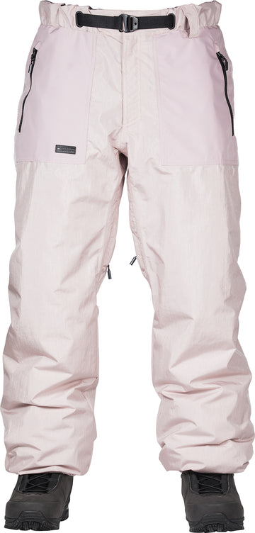 2021 L1 Ventura Snow Pant in Lavender Ice and Ghost