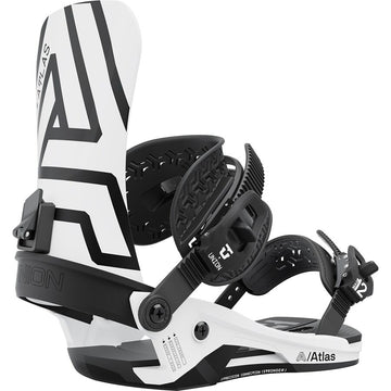 2022 Union Atlas Mens Snowboard Binding in White
