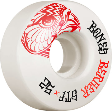 Bones Berger Falcon 54mm V3 Slims STF 103A Skate Wheels