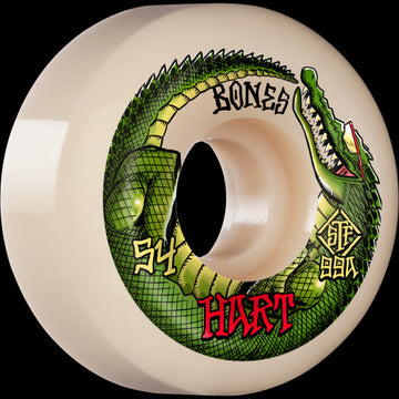 Bones Hart Speed Gator Skate Wheels V5 99A